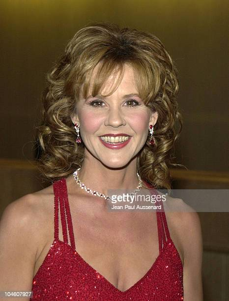 Linda Blair during 16th Annual Genesis Awards at Beverly Hilton Hotel in Beverly Hills California United States