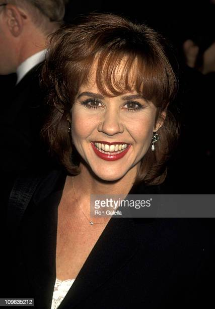 Linda Blair during Georgia Beverly Hills Premiere at Samuel Goldwyn Theater in Beverly Hills California United States