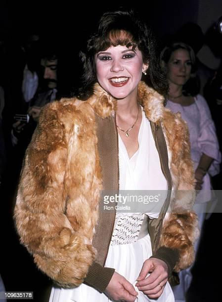 Linda Blair during Linda Blair Sighting at Club Viola in Beverly Hills January 23 1984 at Club Viola in Beverly Hills California United States