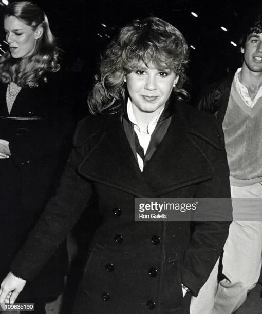 Linda Blair during Linda Blair Sighting at The Regency Hotel in Beverly Hills December 22 1979 at The Regency Hotel in Beverly Hills California...