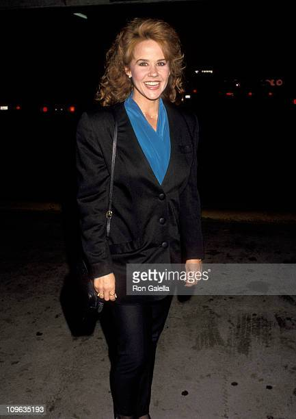 Linda Blair during Premiere of And You Thought Your Parents Were Weird at Beverly Connection Cinema in Beverly Hills California United States
