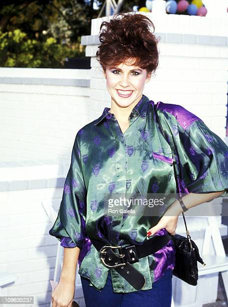 Linda Blair during ProPeace Luncheon in Brentwood California United States