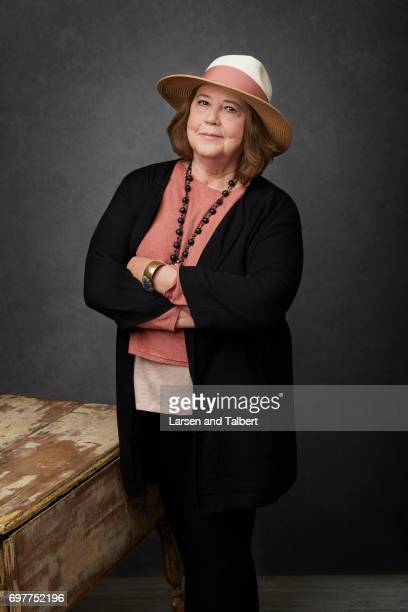 Linda BloodworthThomason is photographed for Entertainment Weekly Magazine on June 11 2017 in Austin Texas