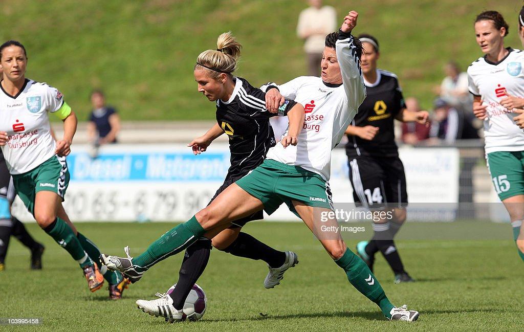 FCR Duisburg v FFC Frankfurt - Women Bundesliga