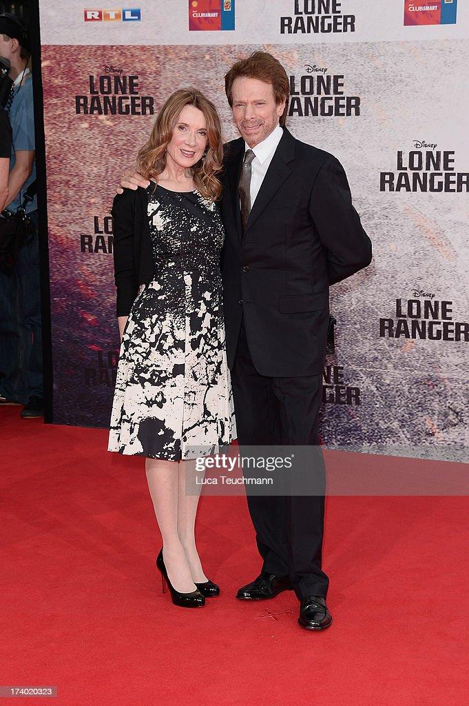 'Lone Ranger' Berlin Premiere