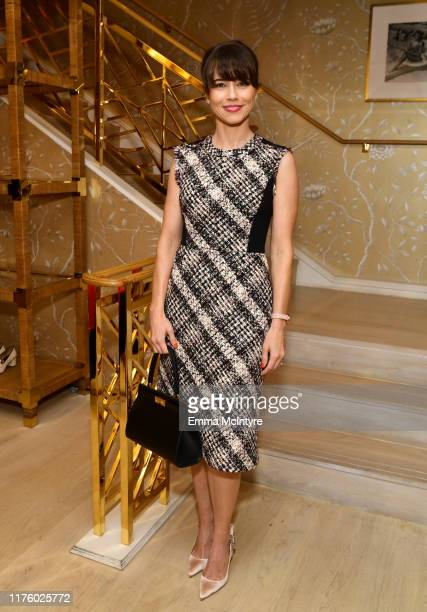 Linda Cardellini attends Glamour x Tory Burch Women To Watch Lunch at Tory Burch Rodeo on September 20, 2019 in Beverly Hills, California.