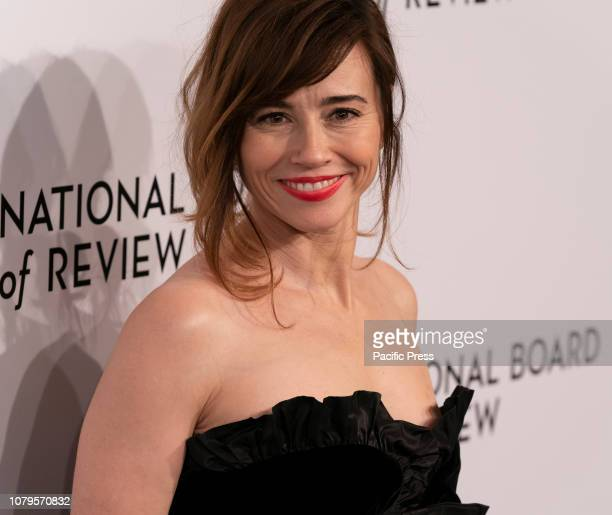 Linda Cardellini attends National Board of Review 2019 Gala at Cipriani 42nd street.