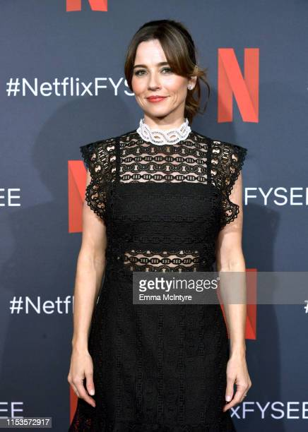 Linda Cardellini attends Netflix FYSEE Dead To Me at Raleigh Studios on June 03 2019 in Los Angeles California