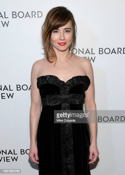 Linda Cardellini attends the 2019 National Board Of Review Gala at Cipriani 42nd Street on January 08 2019 in New York City