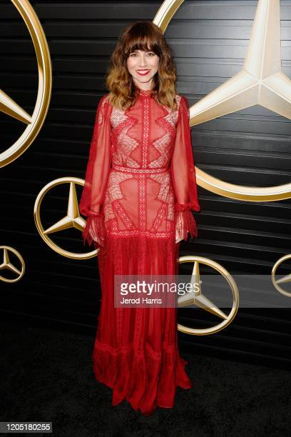 Linda Cardellini attends the 2020 Mercedes-Benz Annual Academy Viewing Party at Four Seasons Los Angeles at Beverly Hills on February 09, 2020 in Los...