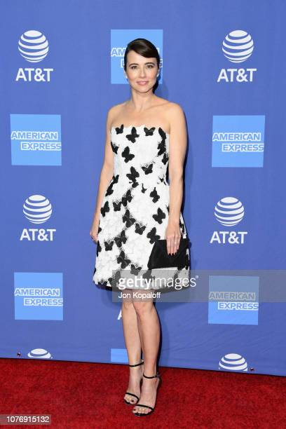 Linda Cardellini attends the 30th Annual Palm Springs International Film Festival Film Awards Gala at Palm Springs Convention Center on January 3,...