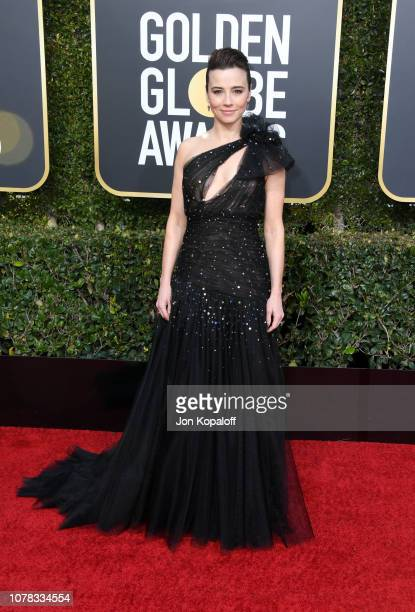 Linda Cardellini attends the 76th Annual Golden Globe Awards at The Beverly Hilton Hotel on January 6 2019 in Beverly Hills California