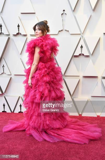 Linda Cardellini attends the 91st Annual Academy Awards at Hollywood and Highland on February 24, 2019 in Hollywood, California.