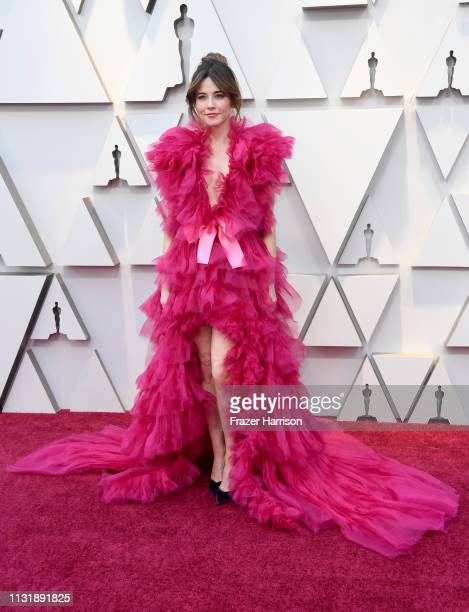 Linda Cardellini attends the 91st Annual Academy Awards at Hollywood and Highland on February 24 2019 in Hollywood California