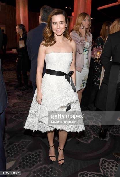 Linda Cardellini attends the 91st Oscars Nominees Luncheon at The Beverly Hilton Hotel on February 04 2019 in Beverly Hills California