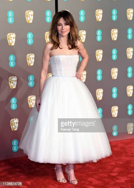 Linda Cardellini attends the EE British Academy Film Awards at Royal Albert Hall on February 10 2019 in London England