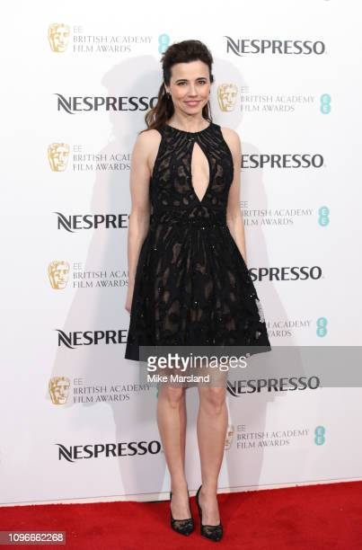 Linda Cardellini attends the Nespresso British Academy Film Awards nominees party at Kensington Palace on February 9 2019 in London England