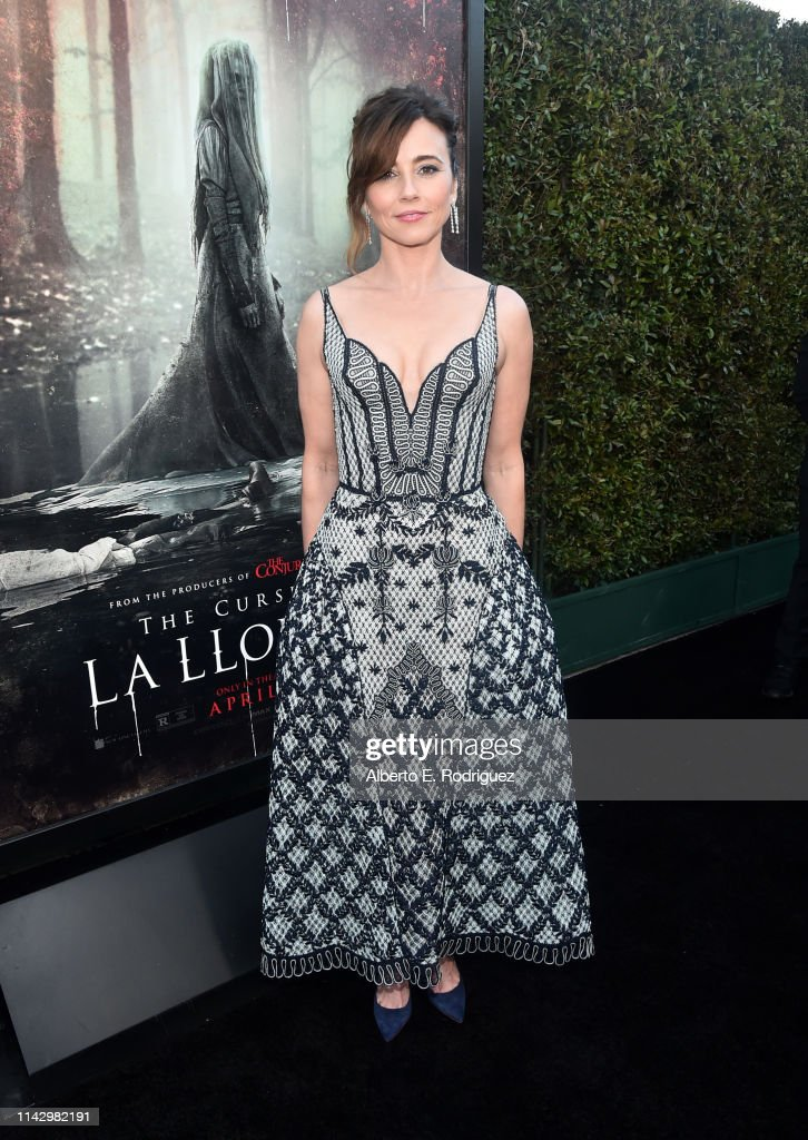 "Premiere Of Warner Bros' ""The Curse Of La Llorona"" - Red Carpet : News Photo"
