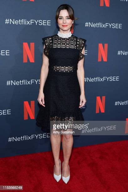 Linda Cardellini Dead To Me #NETFLIXFYSEE For Your Consideration Event at Netflix FYSEE At Raleigh Studios on June 03 2019 in Los Angeles California