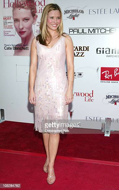 Linda Cardellini during 2004 Movieline Young Hollywood Awards - Red Carpet Sponsored by Hollywood Life at Avalon Hollywood in Hollywood, California,...