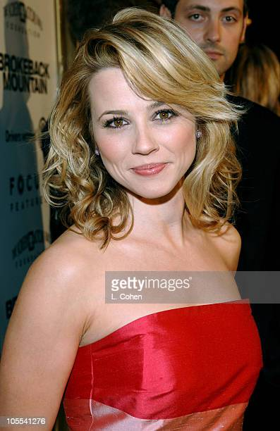 """Linda Cardellini during Focus Features' """"Brokeback Mountain"""" Los Angeles Premiere - Red Carpet at Mann National Theatre in Westwood, California,..."""