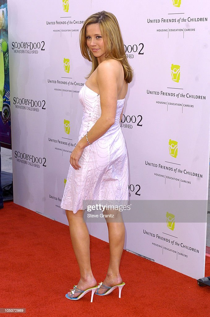 """Scooby-Doo 2: Monsters Unleashed"" Premiere : News Photo"
