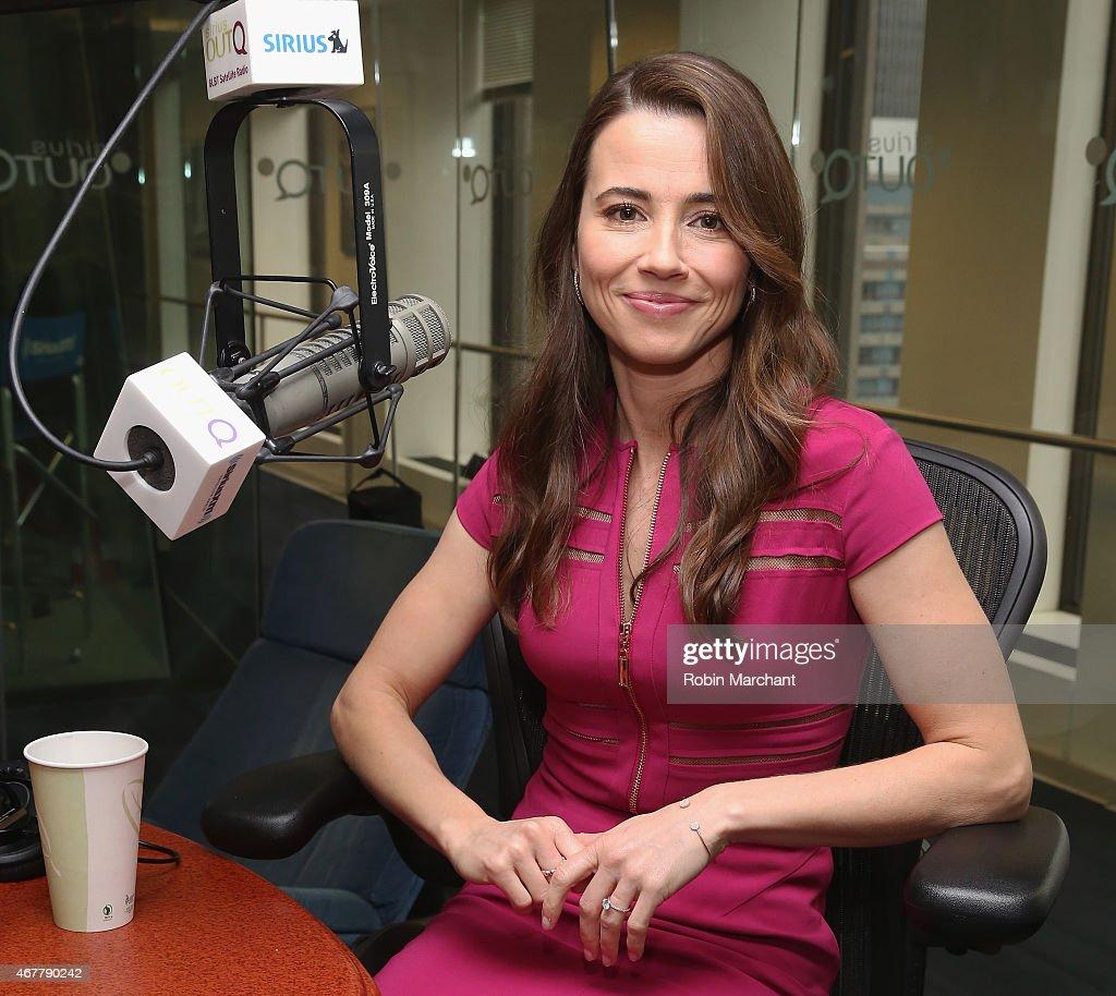 Celebrities Visit SiriusXM Studios - March 27, 2015
