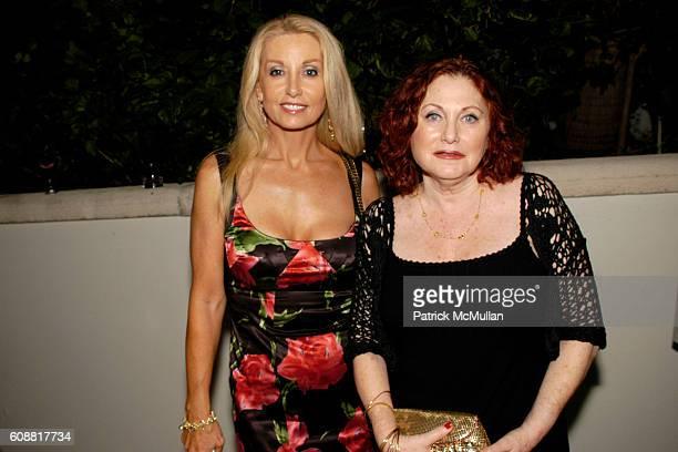Linda Chodorow and Reggie Rubin attend The RitzCarlton South Beach Ocean Drive Magazine Dior Beauty Host PATRICK MCMULLANS GLAMOUR GIRLS Book Release...