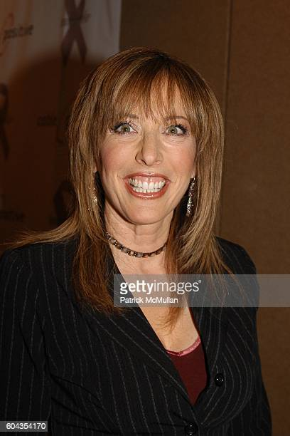 Linda Cohn attends Cable Positive and Cable TV BigWigs Avow Industry's Fight Against HIV/AIDS at Marriott Marquis on March 7 2006 in New York City