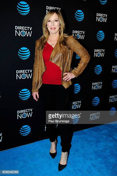 Linda Cohn attends the ATT Celebrates the Launch of DIRECTV NOW at Venue 57 on November 28 2016 in New York City