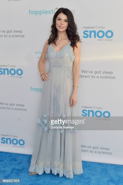Linda Collins attends Jessica Biel and Dr Harvey Karp Celebrate Moms Dads and their Favorite Helper the SNOO at Au Fudge Los Angeles on May 16 2018...