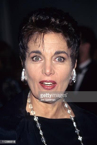 Linda Dano during Alzheimer's Association Ball at Plaza Hotel in New York City New York United States
