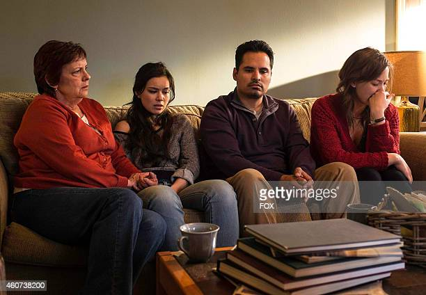 Linda Darlow Madalyn Horcher Michael Pena and Virginia Kull in the Series Premiere of GRACEPOINT airing Thursday Oct 2 2014 on FOX