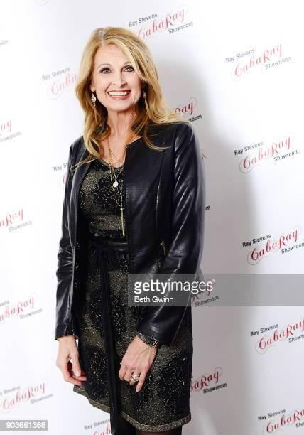 Linda Davis attends the Ray Stevens CabaRay Showroom VIP Celebration on January 10 2018 in Nashville Tennessee