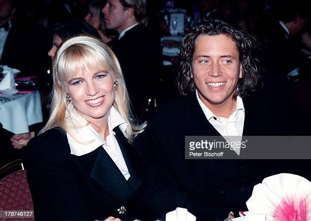 Linda de Mol mit Freund Sander VahleUnesco Gala
