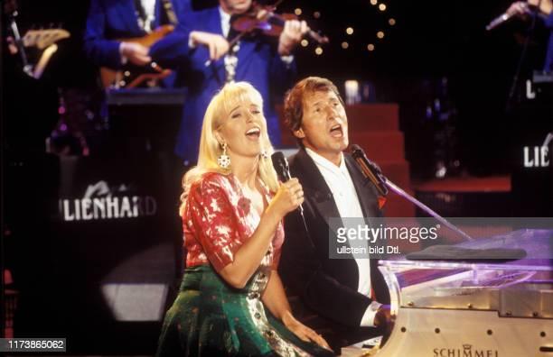 Linda de Mol Udo Jürgens in Aber bitte mit Sahne 1994
