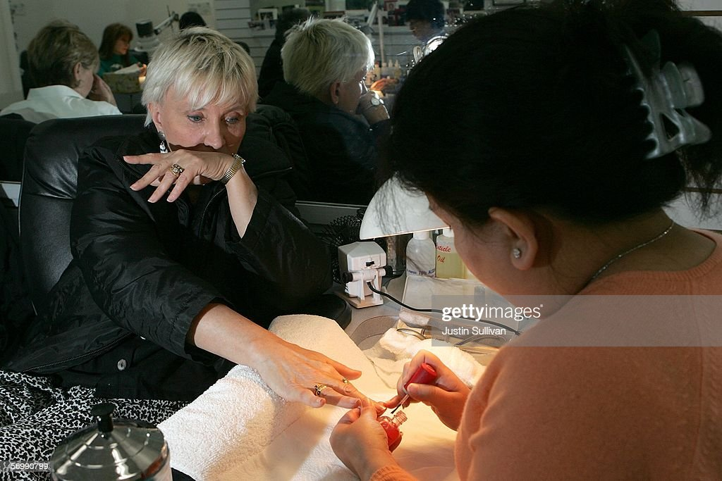 Regulation Of Nail Salons Sought After Death Photos and Images ...
