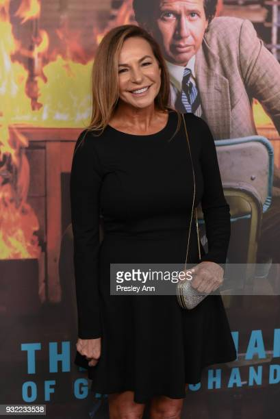 Linda Doucett attends Screening Of HBO's The Zen Diaries Of Garry Shandling Arrivals at Avalon on March 14 2018 in Hollywood California
