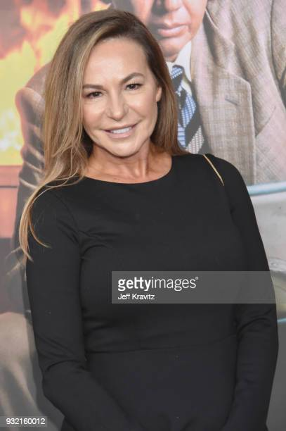 Linda Doucett attends the screening of HBO's The Zen Dairies of Garry Shandling at Avalon on March 14 2018 in Hollywood California