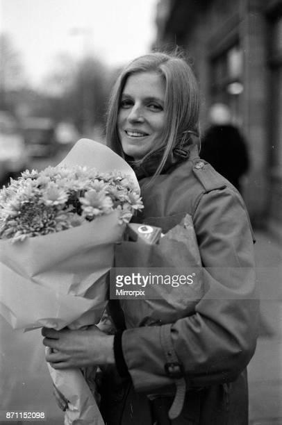 Linda Eastman pictured in London on 8th December 1968 Linda Eastman married Paul McCartney on 12th March 1969 to become Linda McCartney 8th December...