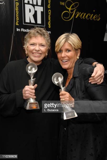 Linda Ellerbee winner of Outstanding Children/Adolescent award and Suze Orman winner of Outstanding Talk Show