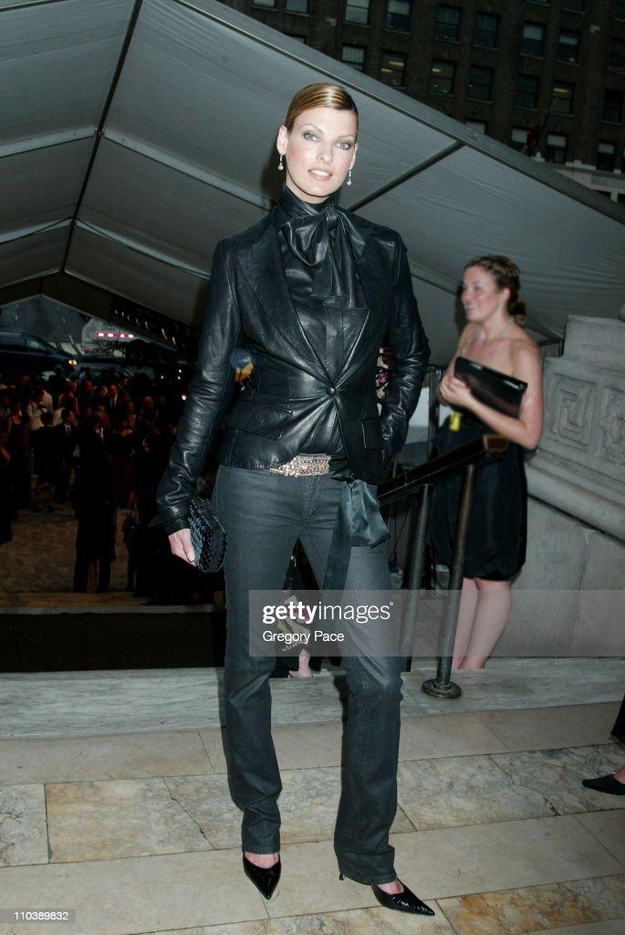 2005 CFDA Fashion Awards - Inside