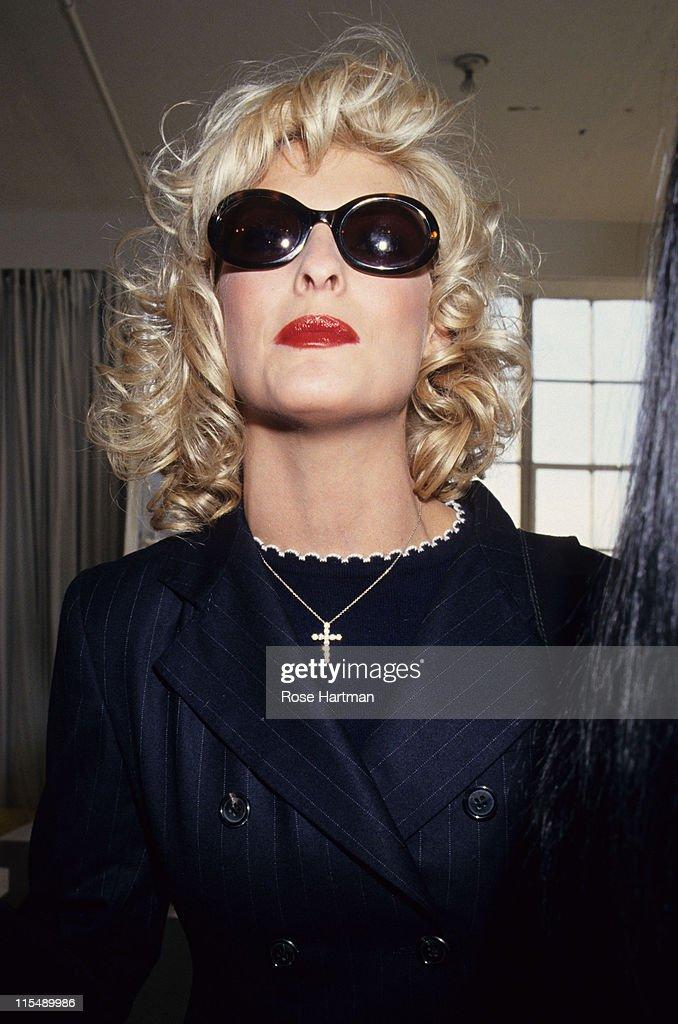 Marc Jacobs Fashion Show - 1994 : News Photo