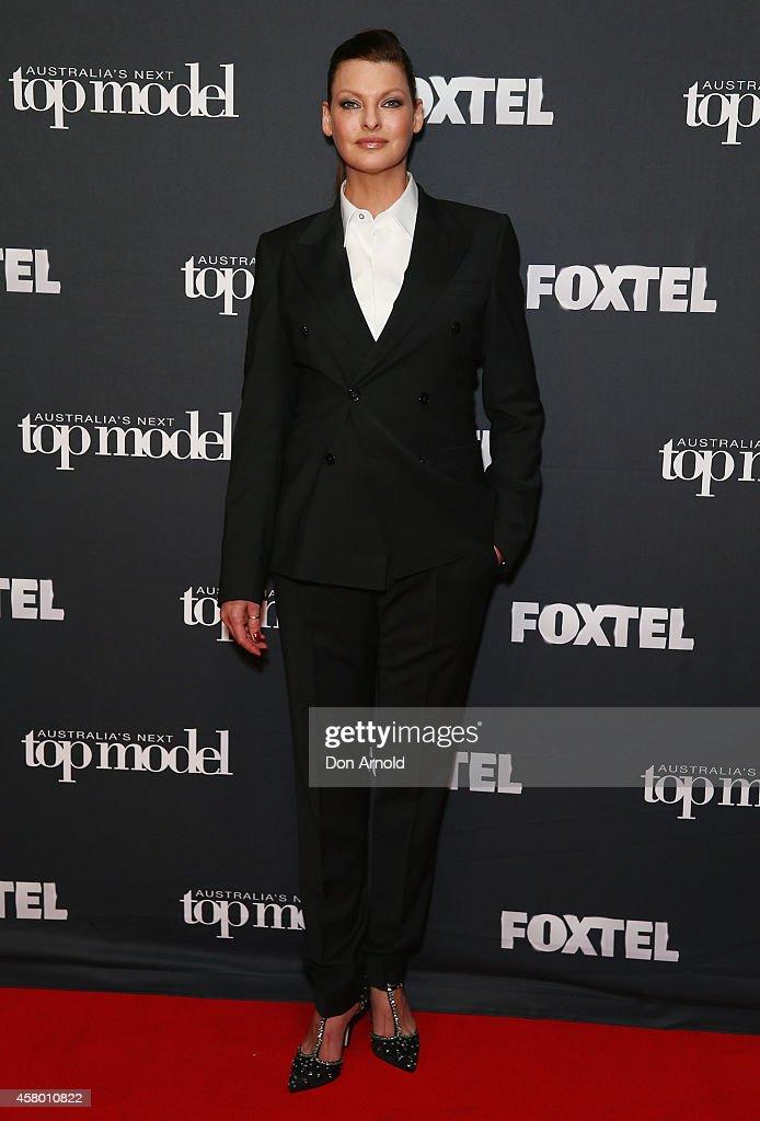 Australia's Next Top Model Welcomes Linda Evangelista