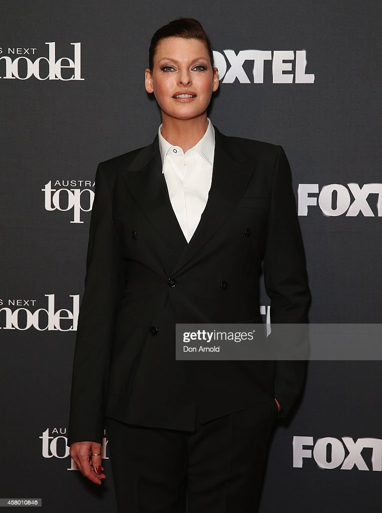 Australia's Next Top Model Welcomes Linda Evangelista