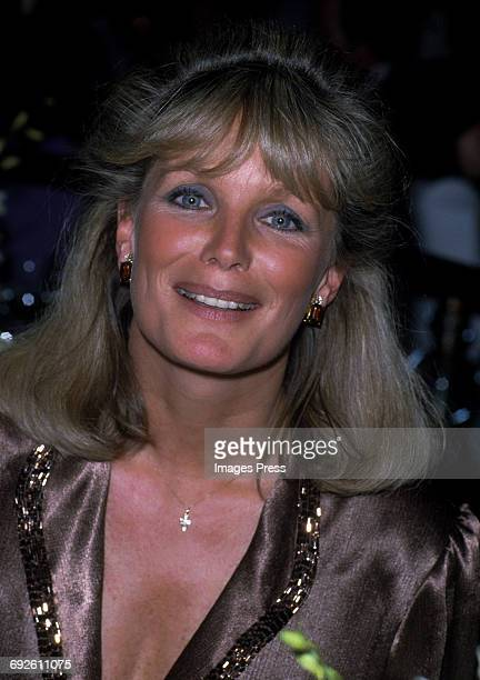 Linda Evans circa 1983 in New York City