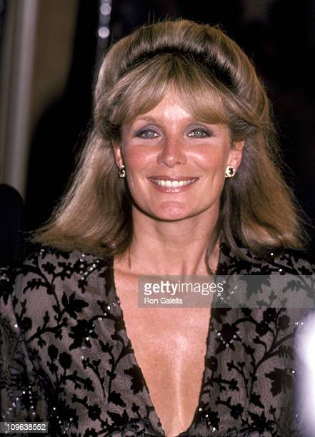 Linda Evans during AFI Lifetime Achievement Award Honoring John Huston at Beverly Hilton Hotel in Beverly Hills California United States