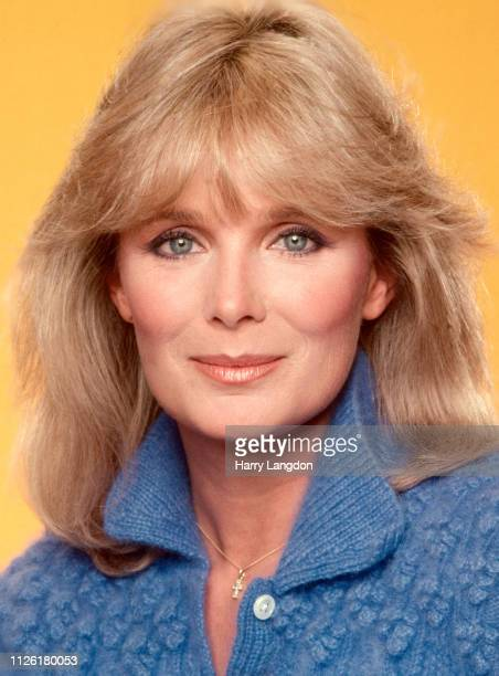 Linda Evans poses for a portrait in Los Angeles California