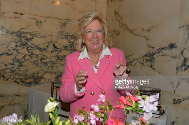 Linda Fairstein attends The 16th Annual Authors In Kind Benefiting God's Love We Deliver at The Metropolitan Club on April 17 2019 in New York City