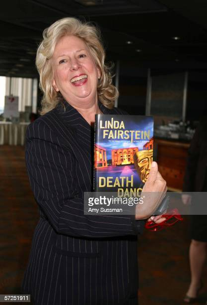 Linda Fairstein attends the God's Love We Deliver's 3rd Annual Authors in Kind Luncheon held at The Rainbow Room April 4 2006 in New York City